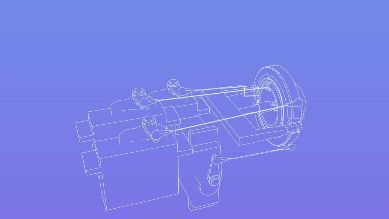 Animatronic eye blueprint animation rig test blender youtube malvernweather Image collections