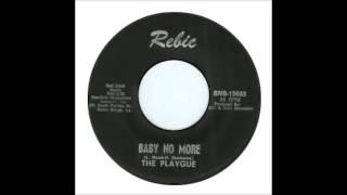 Playgue - Baby No More