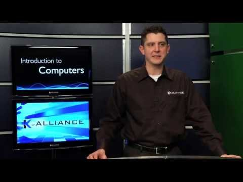 Introduction to Personal Computers Tutorial: Peripheral Components   K Alliance