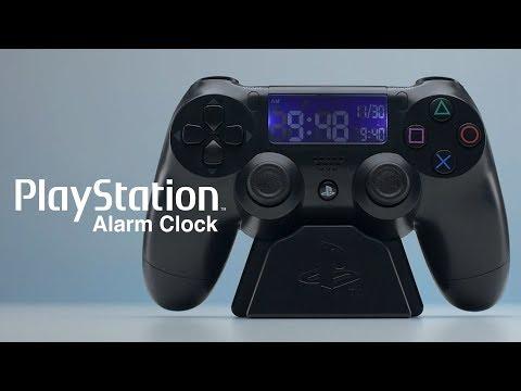 PlayStation Alarm Clock | Paladone