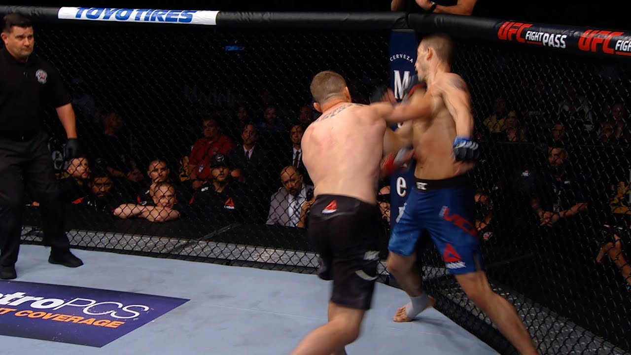 UFC on ESPN 2: Barboza vs. Gaethje - Striking at Its Finest