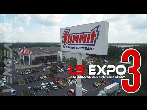 2016 LS EXPO - Presented by Vengeance Racing and Summit Racing Equipment