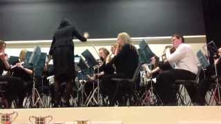 The Siege Of Corinth by G.Rossini - Glasgow Amateur Flute Ensemble at S.A.F.B.A competition