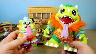 """Тяни за Язык! Crate Creatures Игрушка Монстр """"Сизл"""""""