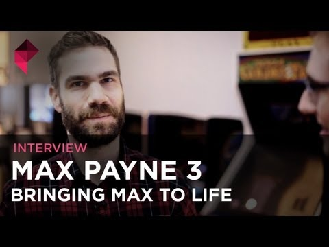 Max Payne 3 Interview - Rockstar's art director on bringing Max back to life
