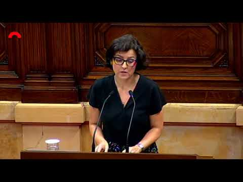 Intervenció íntegra Eva Granados