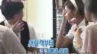 We Got Married Ep 22 - Andy/solbi p2.[Eng Sub]