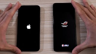 iPhone 12 Pro Max vs Asus ROG Phone 3 - Speed Test!