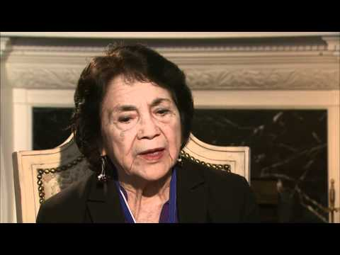 Still an Activist at 82, Dolores Huerta Calls Herself 'a Born-Again Feminist'