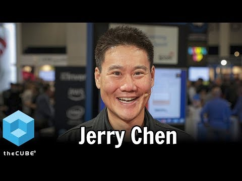 Jerry Chen, Greylock | AWS re:Invent 2017