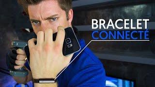 Contrôler sa Musique avec son Bracelet ! - Misfit Ray