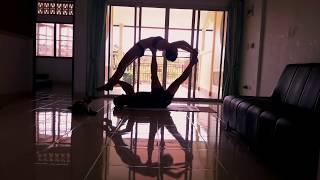 Acro yoga - акро йога или парна йога в Тайланде