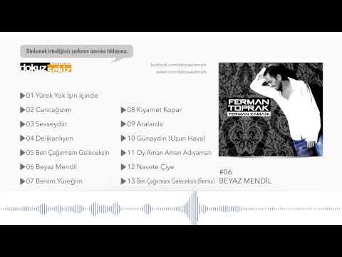Ferman Toprak - Beyaz Mendil (Official Audio)