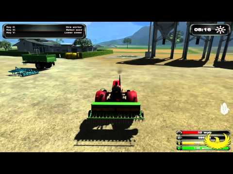 Let's Play Farming Simulator 2011 Part 1