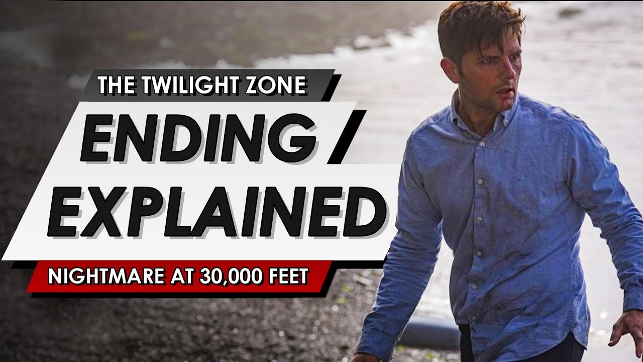 The Twilight Zone: 2019: Episode 2: Nightmare At 30,000 Feet