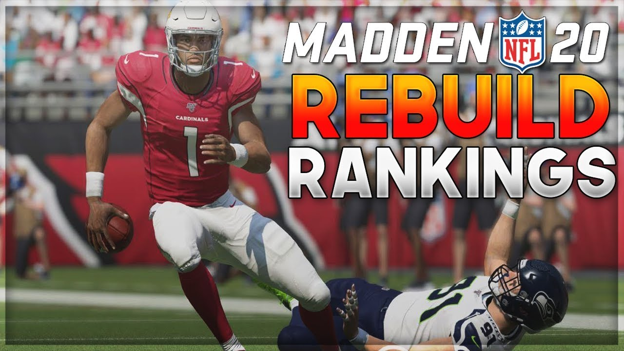 593e67d8 What Are The Best Teams To Rebuild In Madden 20? | Ranking All 32 Teams