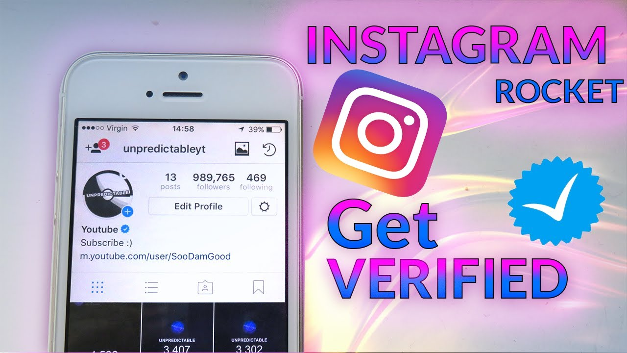 Install INSTAGRAM ROCKET