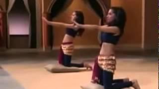Танец живота Фитнес Бедра и ягодицы / Belllydance Fitness Hips,buns,thighs (Часть2)
