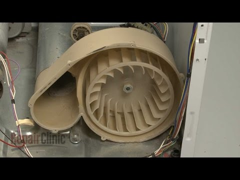 Maytag Dryer Blower Wheel Replacement #56000