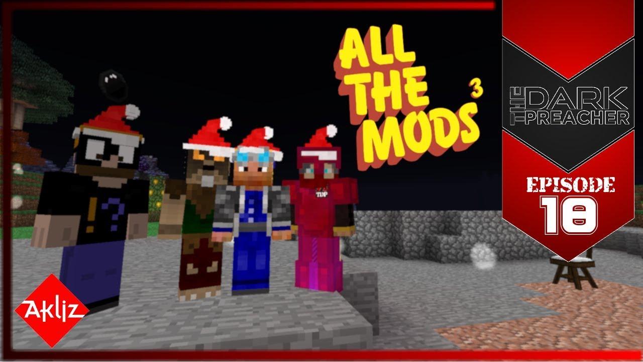 how to make a all the mods 3 server