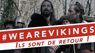 #WEAREVIKINGS, LE RETOUR (Film admissibles 2017)