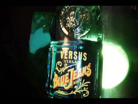 岡山戀香水~ Versace Blue Jeans 凡賽斯 藍可樂中性淡香水75ml~優惠價:590元