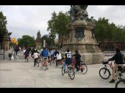 Barcelona Biking tour