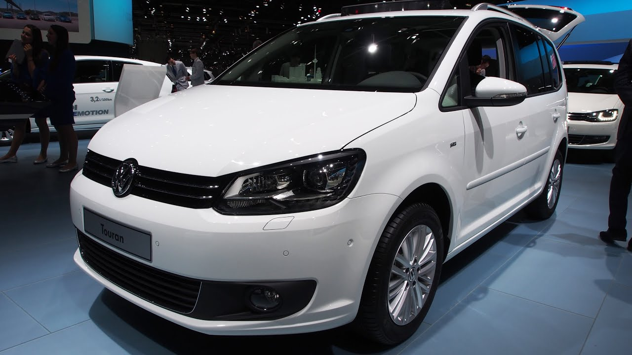 2014 volkswagen touran exterior and interior walkaround youtube. Black Bedroom Furniture Sets. Home Design Ideas