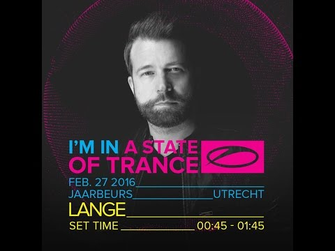 Lange - Live @ A State Of Trance 750, Utrecht (Stage 15 Years and Counting) - 27.2.2016