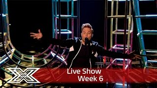 Olly Murs performs his new single, Grow Up! | Results Show | The X Factor UK 2016 thumbnail