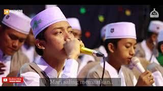 [8.20 MB] DEEN AS-SALAM BAHASA INDONESIA versi SYUBBANUL MUSLIMIN dengan LIRIK. ALL VOCAL SYUBBAND.