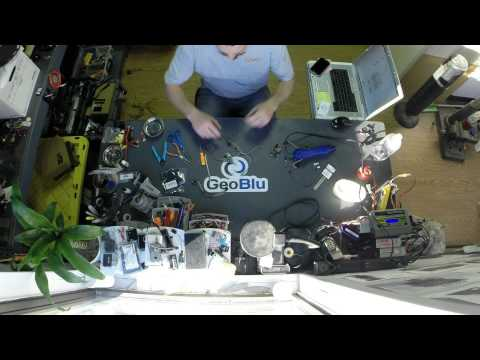 Time lapse of UAV FPV Cable Assembly