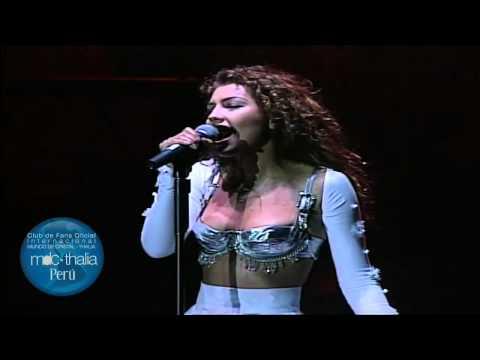 Thalia - Peru Concert Feria De La Molina 1996