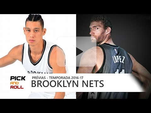 PRÉVIAS NBA 2016-17 - Brooklyn Nets