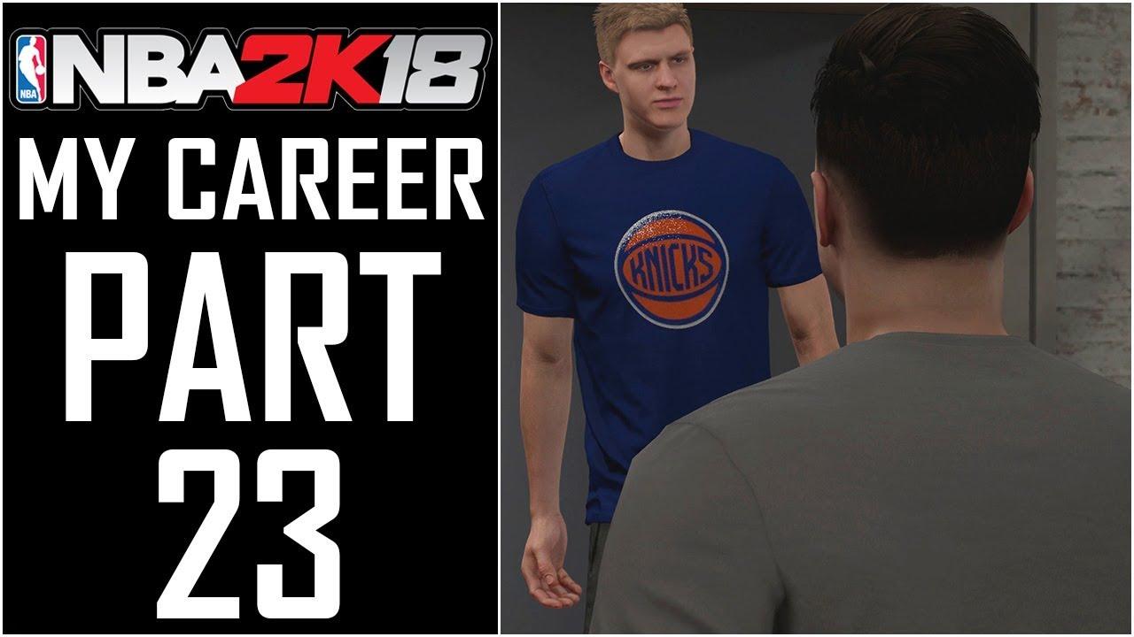 ac8d11e48 NBA 2K18 - My Career - Let s Play - Part 23 -