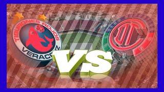 EN DIRECTO 🔴 Veracruz vs Toluca 2018◼️HOY▶️ sonido HD🔴