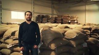 Первая кофе-обжарочная компания. Перша кава-обсмажувальна компанія. Купить кофе в зернах опт