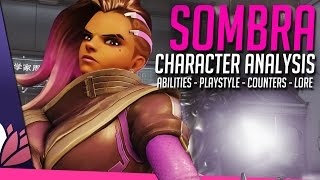 Overwatch: Sombra Character Analysis - Conquer the Backline