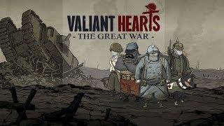 Gramy w Valiant Hearts #1 : Ciężkie czasy nadchodzą...
