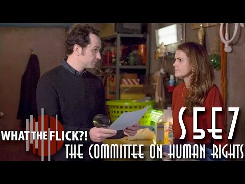 """The Americans Season 5, Episode 7 """"The Committee on Human Rights"""" Review"""