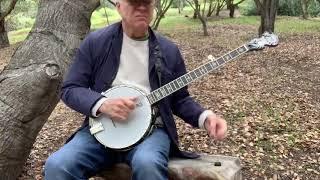 "Steve Martin: ""Night owl banjo"""