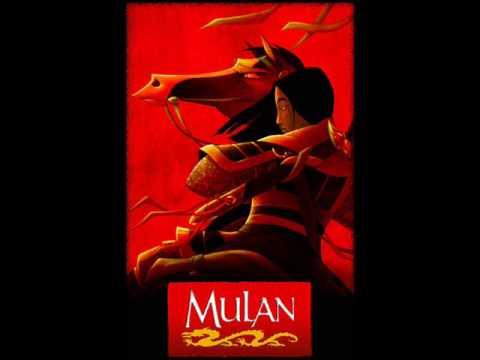 23. A Lucky Bug - Mulan OST