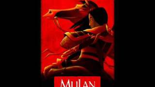23. A Lucky Bug - Mulan OST