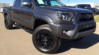 Toyota Tacoma 2012 Videos