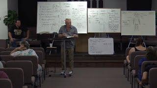 9-30-19 Monday night bible study