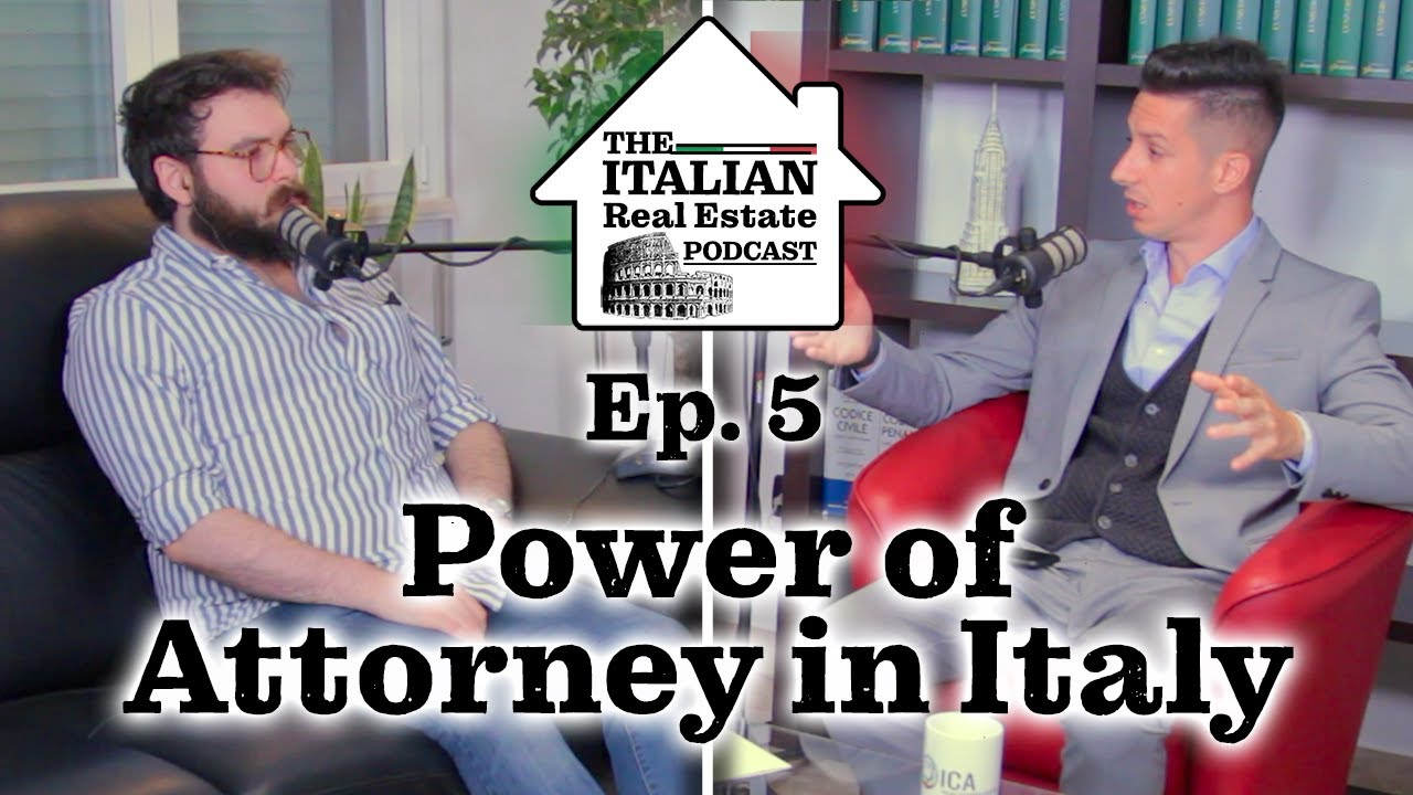 Italian Power of Attorney Overview