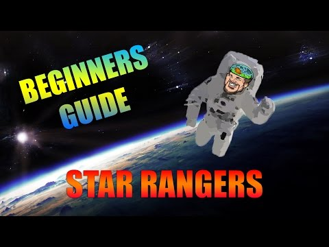 Star Rangers Gameplay Beginner's Guide Tutorial