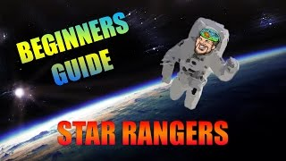 Star Rangers Gameplay Beginner