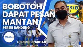 Legenda Persib Bandung Deden Suparhan Berpesan Untuk Bobotoh,