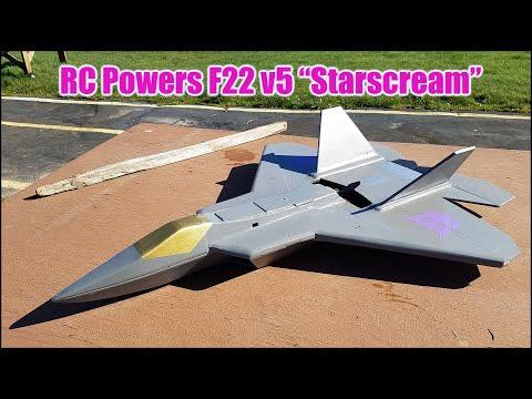RC Powers F22